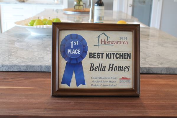 best kitchen award